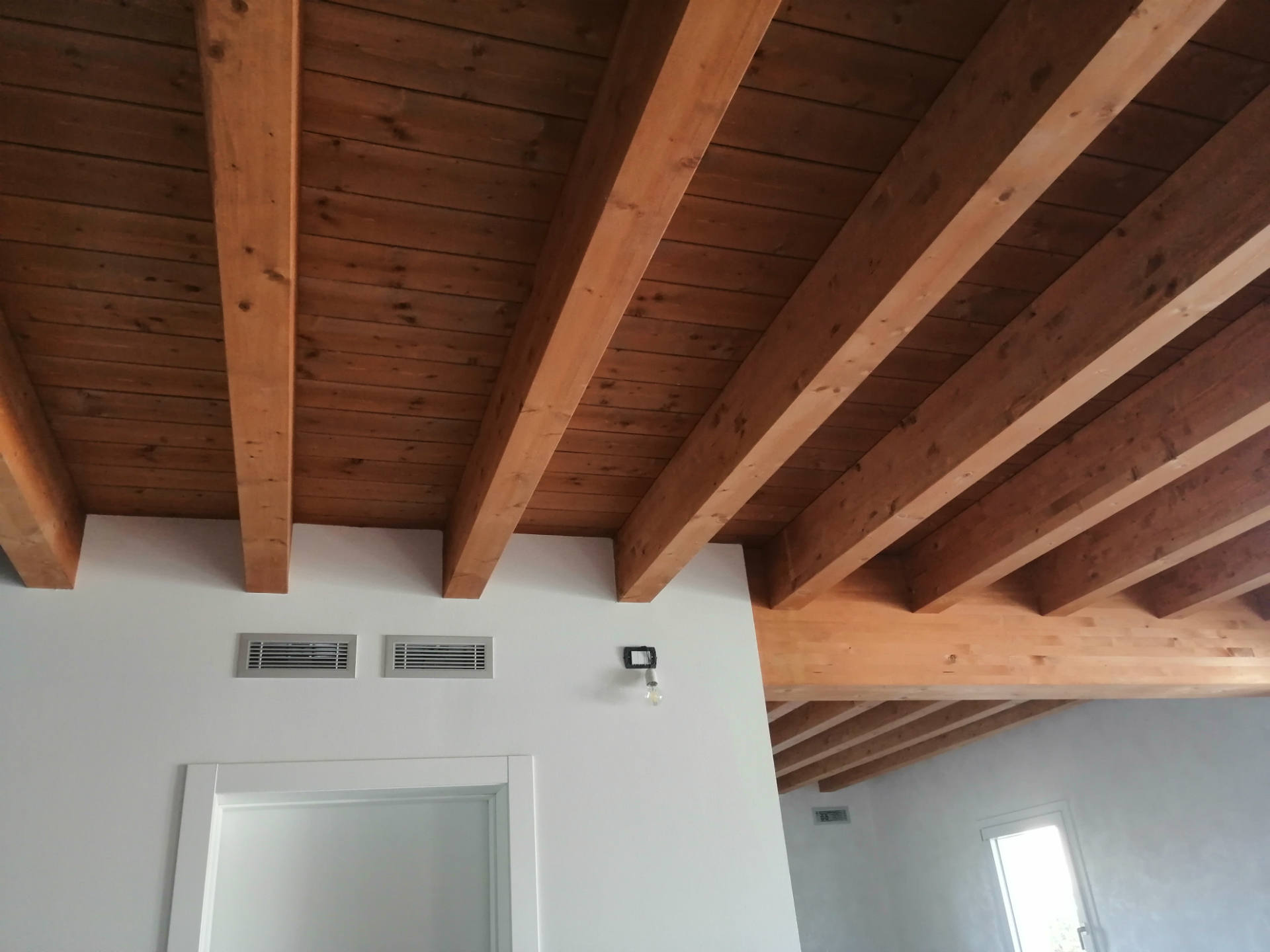 solai in legno il legno su misura
